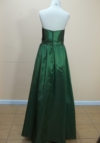 Alfred Angelo Pine Green 7187 Dress