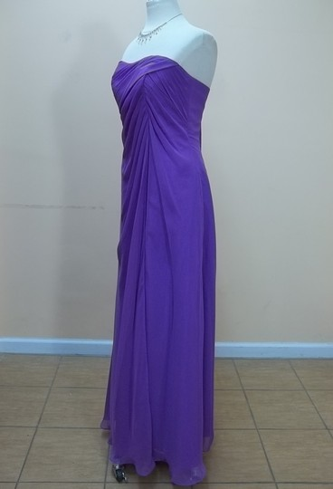 Impression Bridal Purple 1675 Dress