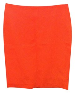 Forever 21 Pencil Skirt Red