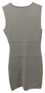 BCBGMAXAZRIA Sweater Bodycon Wool Dress