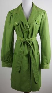 Ann Taylor LOFT Trench Trench Coat