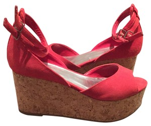 Charles by Charles David Red Sandals