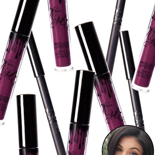 Kylie Cosmetics Kylie's Lipkit In New Release Color Kourt K Liquid Lipstick+Matching LipPencil Just Released! Note Won't Ship Until I Receive Any Day Now!