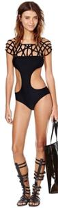 Nasty Gal Nasty Gal Cages Chaos Swimsuit