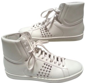 Saint Laurent White women,s Athletic