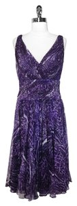 Tadashi Shoji Tadashi Collection Silk Polyester Dress