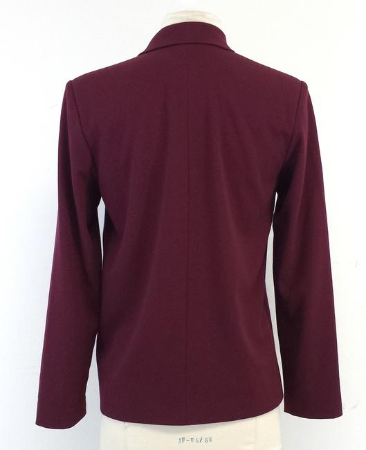 Rodebjer Maroon Double Breasted Jacket