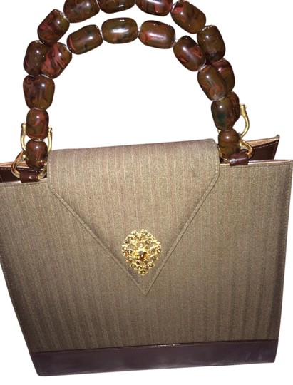 Nina Perry Tote in Browns
