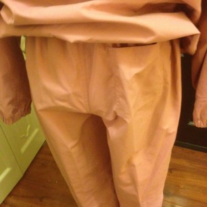Izod Izod Golf Pink Sweat Suit Pants 100 Polyester -
