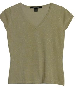 Madison Studio T Shirt Gold