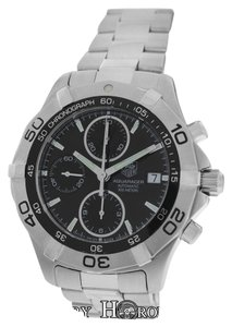 TAG Heuer Authentic Men's Tag Heuer Aquaracer CAF2110 Chronograph Date Automatic Watch