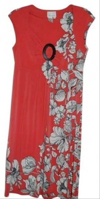 Donna Morgan short dress Coral on Tradesy