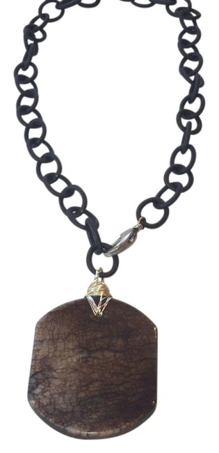 Brown Necklace Image 1