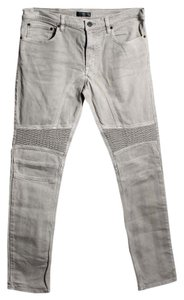 Belstaff Mens Denim Straight Leg Jeans