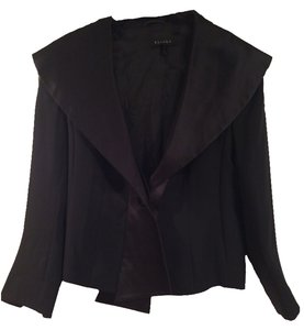 Escada Suit Jacket Top Black
