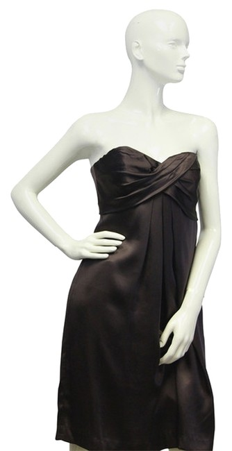 Nicole Miller Blaring Beauty (Sku 000061) Mid-length Formal Dress Size 8 (M) Image 0