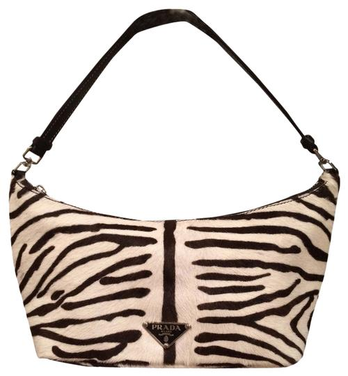 Calf Skin Shoulder Bag by Prada