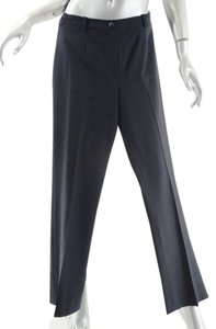 Chanel Stretch 2003c Trouser Pants Black