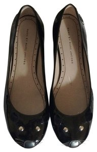 Marc by Marc Jacobs Cat Black Flats