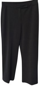 New York & Company Polyester Straight Pants Back
