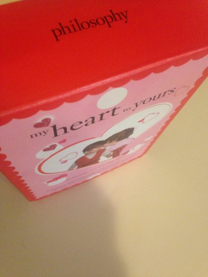 Other Philosophy my heart to yours lips scrub and lipgloss gift set pink