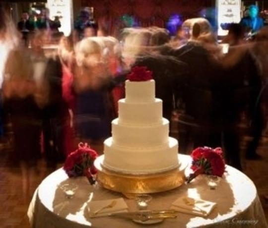 Gold 18 Inch Stand Cake Topper