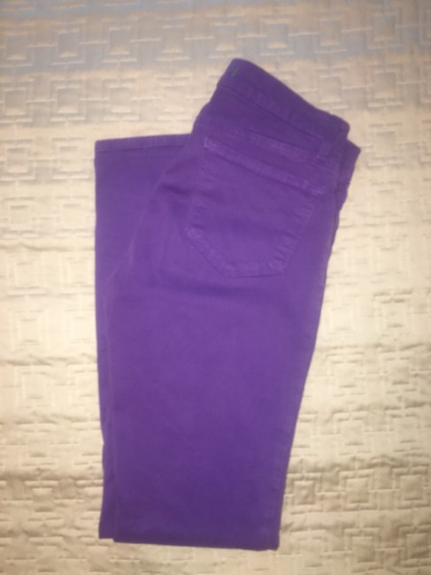 J Brand Trousers Ankle Length Skinny Jeans Image 3