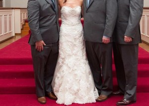 Justin Alexander 9720 Wedding Dress