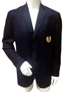 Polo Ralph Lauren Mens Men Groom navy Blazer