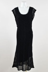 Vivienne Tam Wool Dress