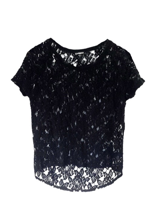 Preload https://item5.tradesy.com/images/express-tunic-black-1419809-0-0.jpg?width=400&height=650