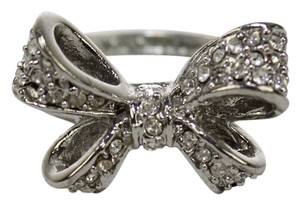 Ann Taylor Bow Charm Ring