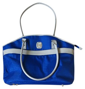 Ellen Tracy Tote in Blue