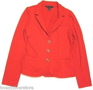 Marc by Marc Jacobs Cotton Red Jacket