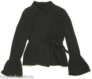 Anthropologie Twill Twenty Two Peplum Bell Jacket In Sweatshirt