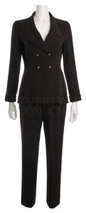 Chanel CHANEL brown pantsuit size 38