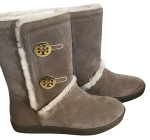 Tory Burch Grayish brown Boots