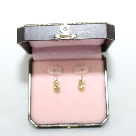 Juicy Couture Heart Charm Earings Image 2
