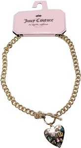 Juicy Couture Heart Charm Necklace