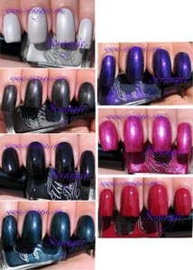 Urban Decay APOCALYPTIC Mini Nail Polish Kit LIMITED EDITION Collection