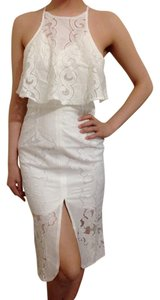 & Other Stories short dress white on Tradesy
