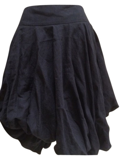 Preload https://img-static.tradesy.com/item/14200144/allsaints-black-linen-balloon-tammi-bubblee-knee-length-skirt-size-12-l-32-33-0-1-650-650.jpg