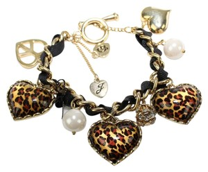 Juicy Couture Heat Charm Bracelet
