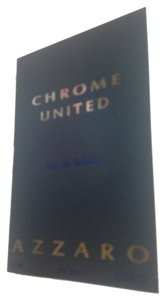 Azzaro Azzaro chrome united edt mini spray 1.5ml