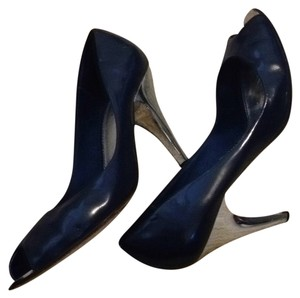 bebe Blue Pumps