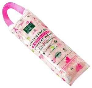 Earth Therapeutics new Earth Therapeutics anti stress Comfort Wrap Pink Heart