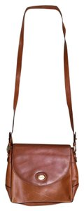 Salvatore Ferragamo Vintage Leather Designer Cross Body Bag