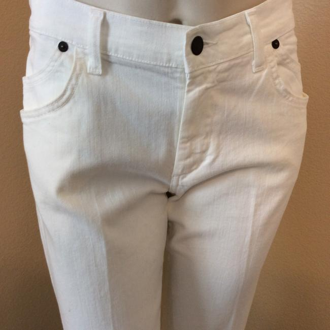 Citizens of Humanity Wide Leg Pants White Image 2