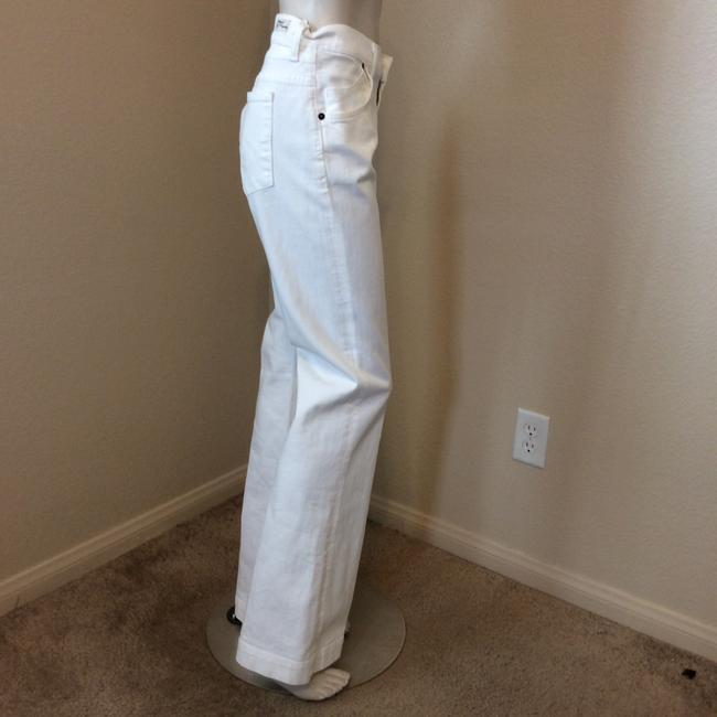 Citizens of Humanity Wide Leg Pants White Image 3