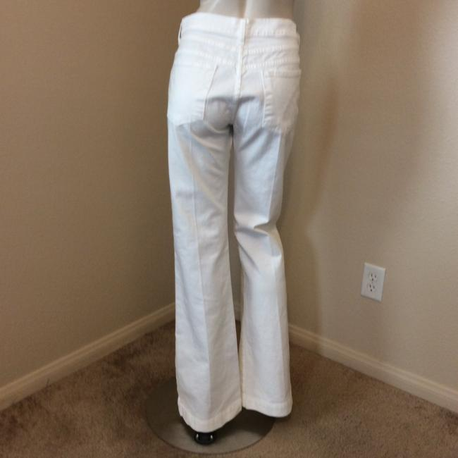 Citizens of Humanity Wide Leg Pants White Image 4